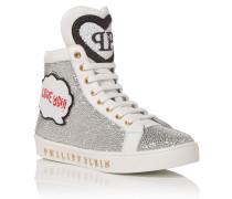 """Hi-Top Sneakers """"Beaumont"""""""