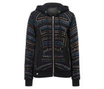 """hooded jacket """"maori"""""""