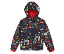 "Hooded jacket ""Tree hill"""