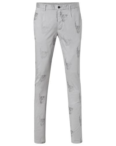 """chino trousers """"cherry bite"""""""