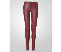 """leather trousers """"ludmilla"""""""