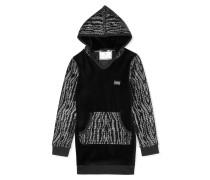 "hooded dress ""skully"""