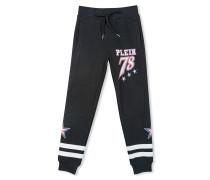"Jogging Trousers ""Rubine"""