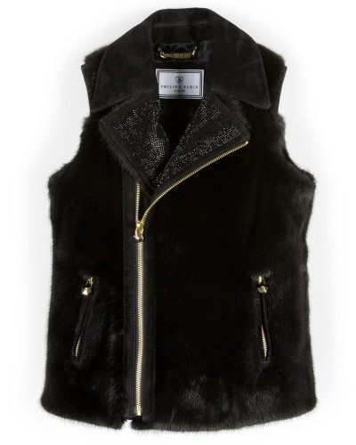 "fur vest ""in my heart"""