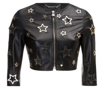 "Leather Bolero ""Cannot"""