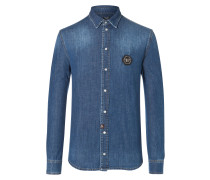 "Denim Shirt Ls ""Doi"""