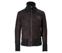 "Leather Jacket ""Fine"""