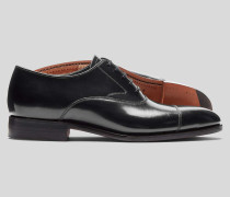 Oxford-Schuhe in England