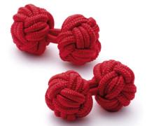 Seidenknoten-Manschettenknöpfe