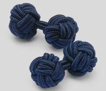 Knoten-Manschettenknöpfe -