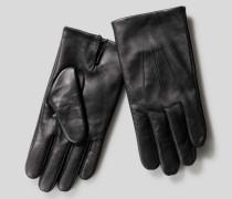 Touchscreen-Lederhandschuhe -