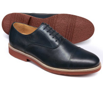 Oxford-Schuh in MarineBlau