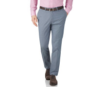 Extra Slim Fit Chambray Stretch-Hose