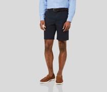 Chino-Shorts Marineblau