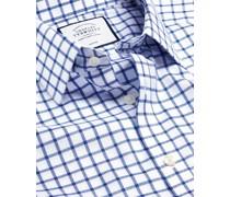 Bügelfreies Twill-Hemd