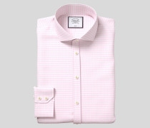 Bügelfreies Hemd aus Baumwolle