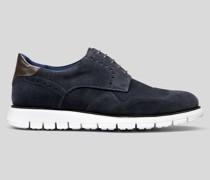 Hybrid-Sneaker aus Wildleder -