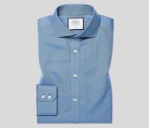 Charles Tyrwhitt Bügelfreies Twill Hemd