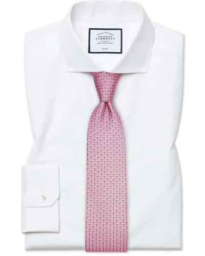 Bügelfreies Super Slim Fit Hemd