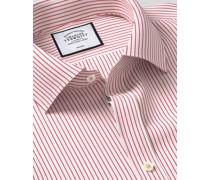 Bügelfreies Hemd aus Dobby-Gewebe