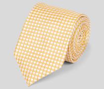 Klassische Krawatte aus Seide -
