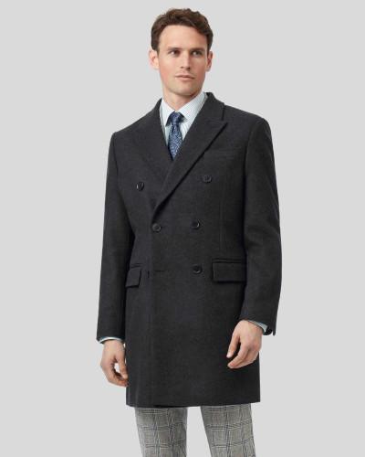 Zweireihiger Epsom-Mantel