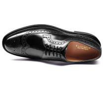 Boyton Budapester Derby Schuh mit Flügelkappen