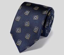 Klassische strukturierte Krawatte
