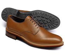 Otterham Derby Schuh in Gelbbraun