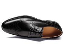 Halton Budapester Derby Schuh mit Flügelkappen