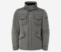 Field Jacket aus technischem Oxford