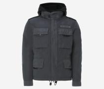Field Jacket und Daunenjacke 3-in-1
