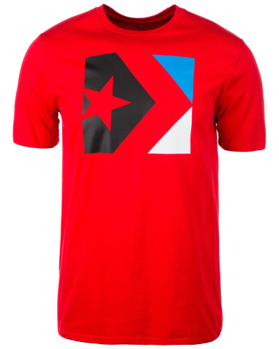 Star Chevron Box T-Shirt Herren