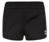 Regular 3-Stripes Short Schwarz