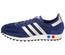 LA Trainer Sneaker Blau