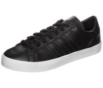 CourtVantage Sneaker Schwarz