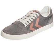 Slimmer Stadil Herringbone Low Sneaker Grau