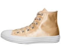 Chuck Taylor All Star High Sneaker Gold