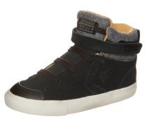 Pro Blaze Strap High Sneaker Kleinkinder Schwarz