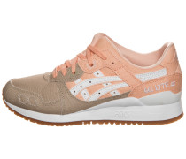 Gel-Lyte III Sneaker Orange