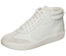 Aarhus Classic High Sneaker Weiß