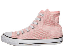Chuck Taylor All Star High Sneaker Pink