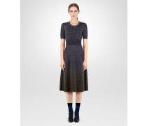KLEID AUS LUREX IN DARK COBALT