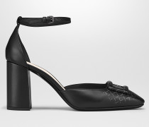CHERBOURG PUMPS AUS NAPPA IN NERO