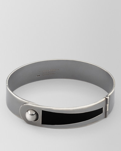 ARMBAND AUS SILBER IN NERO