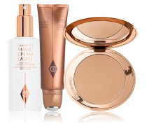 New! Protect, Hydrate, Bronze And Glow Kit - Face Kit