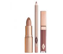 The Sophisticate Lip Kit - Lipstick & Lipgloss