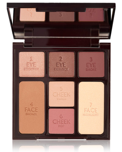 Instant Look In A Palette - Gorgeous, Glowing Beauty