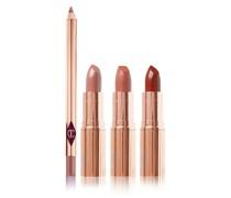 New! The Super Nudes Lip Kit - Lip Kit