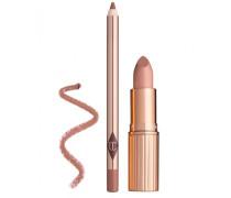 Luscious Lip Slick Nude - Lipstick & Lip Liner